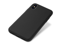 Husa TPU Nevox pentru Apple iPhone X / Apple iPhone XS, STYLESHELL SHOCK, Neagra, Blister