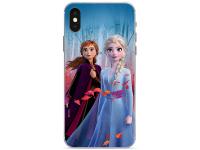 Husa TPU Disney Frozen 008 pentru Huawei P20 lite (2019), Multicolor, Blister
