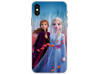 Husa TPU Disney Frozen 008 pentru Apple iPhone X / Apple iPhone XS, Multicolor, Blister