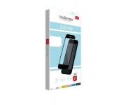 Folie Protectie Ecran MyScreen pentru Samsung Galaxy A20e, Sticla securizata, Full Face, Full Glue, Neagra, Blister