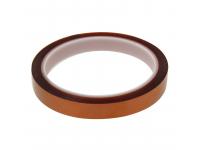 Banda adeziva rezistenta la temperatura 15mm, 33m