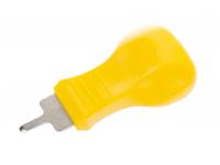 Clips metalic cu maner plastic pentru desfacut carcase Knife-A