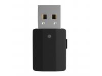 Receptor / Transmitator Bluetooth OEM BT600, USB, 3.5 mm, Negru, Blister
