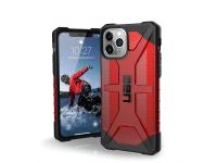 Husa Plastic Urban Armor Gear UAG Plasma pentru Apple iPhone 11 Pro, Visinie (MAGMA), Blister