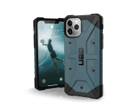 Husa Plastic Urban Armor Gear UAG PATHFINDER pentru Apple iPhone 11 Pro, Bleumarin (SLATE), Blister