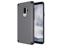 Husa Plastic OEM Light Armor pentru Samsung Galaxy S9+ G965, Gri, Bulk