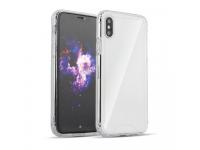 Husa Plastic - TPU OEM Antisoc Armor pentru Samsung Galaxy A7 (2018) A750, Transparenta, Bulk