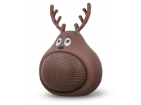 Mini Difuzor Bluetooth Forever Sweet Animal Deer Frosty  ABS-100, Maro Blister