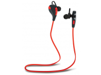 Handsfree Casti In-Ear Bluetooth Forever BSH-100 Sport Rosu Blister