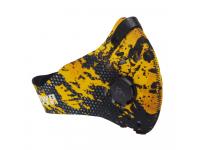 Masca protectie pentru praf, RWB Yellow, Multicolor, Blister
