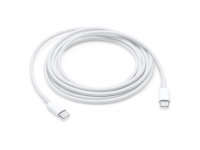 Cablu Date si Incarcare USB Type-C la USB Type-C Apple, 2 m, Alb, Blister MLL82ZM/A