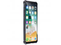 Husa Aluminiu OEM Magneto Frame Full Cover pentru Apple iPhone 7 / Apple iPhone 8 / Apple iPhone SE (2020), Neagra, Blister