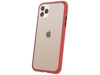 Husa TPU OEM Colored Buttons pentru Xiaomi Redmi 7A, Rosie, Bulk