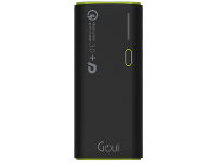 Baterie Externa Powerbank Goui KASHI+, Quick Charge 3 18W, 17000 mA, 2 x USB, Neagra, Blister G-EBQ17K01K