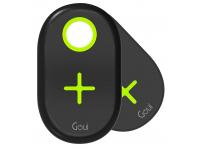Incarcator Retea Wireless Goui Dual Ultra Charging Pad QI, Fast Wireless, 20W, Negru G-2WIRELESS20W