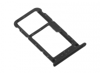 Suport Card - Suport SIM Negru Xiaomi Mi 9T