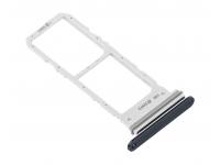 Suport SIM 1/2 Negru (Aura Black) Negru Samsung Galaxy Note 10 N970 Dual SIM