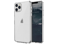 Husa TPU UNIQ Lifepro Xtreme Antisoc pentru Apple iPhone 11 Pro, Transparenta, Blister