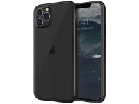 Husa TPU UNIQ Lifepro Xtreme Antisoc pentru Apple iPhone 11 Pro, Neagra, Blister