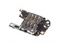 Modul Cititor Card - Modul Cititor SIM Cu banda Huawei P30 Pro