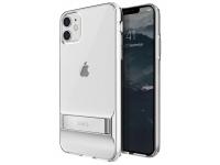 Husa TPU UNIQ Cabrio pentru Apple iPhone 11, Cu suport reglabil, Transparenta, Blister
