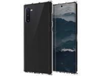 Husa TPU UNIQ Lifepro Xtreme Antisoc pentru Samsung Galaxy Note 10 N970, Glitter, Transparenta, Blister