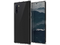 Husa TPU UNIQ Lifepro Xtreme Antisoc pentru Samsung Galaxy Note 10+ N975 / Note 10+ 5G N976, Glitter, Transparenta, Blister