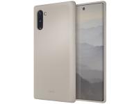 Husa TPU UNIQ Lino pentru Samsung Galaxy Note 10 N970, Bej, Blister