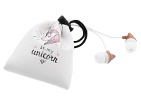 Handsfree Casti In-Ear Tellur Magiq, Cu microfon, 3.5 mm, Roz, Blister TLL162212