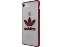 Husa Plastic - TPU Adidas NIKE OR pentru Apple iPhone 7 / Apple iPhone 8 / Apple iPhone SE (2020), Visinie, Blister