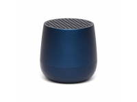 Mini Difuzor Bluetooth LEXON Mino, TWS, Selfie Remote, Handsfree, 3W, Bleumarin, Blister LA113TDB