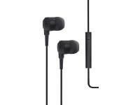 Handsfree Casti In-Ear TTEC J10, Cu microfon, 3.5 mm, Negru, Blister 2KMM10S