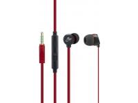 Handsfree Casti In-Ear Goji Berries, Cu microfon, 3.5 mm, Rosu, Blister GBER2RD16