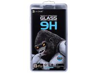 Folie Protectie Ecran X-One pentru Apple iPhone 11, Sticla securizata, Full Cover, Full Glue, 9H, Extra Strong Matte, Blister