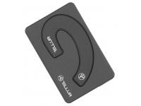 Handsfree Casca Bluetooth Tellur Enki, SinglePoint, Negru, Blister TLL511231