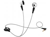 Handsfree Casti EarBud BlackBerry HDW-14322-003, Cu microfon, 3.5 mm, Negru, Bulk