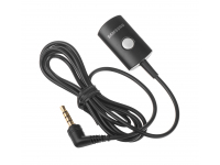 Adaptor handsfree Samsung AARM040EBE, Cu microfon, OTMP, 3.5 mm, 107 cm, Negru, Bulk