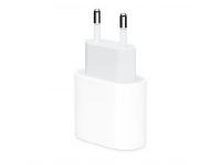 Incarcator Retea USB Apple MU7V2R , Fast Charge, 18W, 1 x USB Type-C, Alb, Bulk