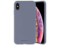 Husa TPU Goospery Mercury Silicone pentru Apple iPhone 11 Pro Max, Lila, Blister