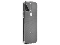 Husa TPU OEM 2mm pentru Apple iPhone 11, Transparenta, Bulk