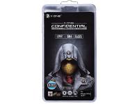 Folie Protectie Ecran X-One pentru Apple iPhone 11, Sticla securizata, Full Cover, Full Glue, 9H, Extra Strong Privacy, Neagra, Blister