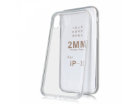 Husa TPU OEM 2mm pentru Apple iPhone 11, Transparenta, Blister