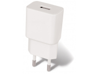 Incarcator Retea cu cablu Lightning MaXlife MXTC-01, 2.1A, 1 X USB, Alb, Blister