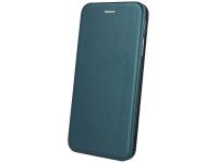 Husa Piele OEM Elegance Universala pentru Telefon 5,6 - 6,0 inci, 159 x 78 mm, Verde, Bulk