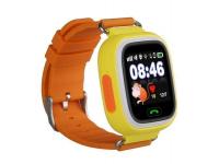 Ceas Smartwatch Kids Q90, Localizare GPS, Galben, Blister