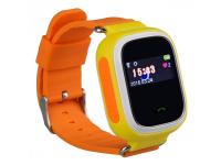 Ceas Smartwatch Kids Q60, Localizare GPS, Galben, Blister