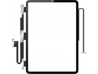 Touchscreen Negru Apple iPad Pro 11