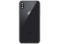 Capac Baterie - Carcasa Mijloc Negru Apple iPhone XS Max