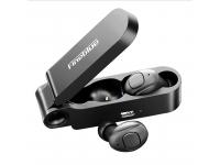 Handsfree Casti Bluetooth Fineblue F MAX TWS, SinglePoint, Negru, Blister