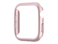 Husa plastic Spigen Thin Fit pentru Apple Watch 4/5 (44MM), Roz-Aurie, Blister